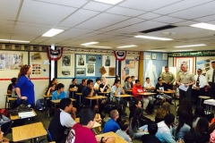 Chino Hills Middle School Visit